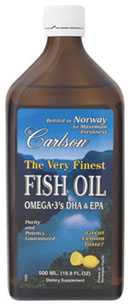 Carlson Fish Oil