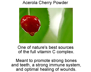 acerola cherry