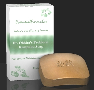 Dr. Ohhira's Probiotic Soap